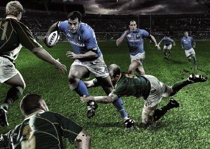 Sudafrica Italia Rugby