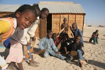 Mauritania Children