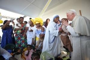 Visita di Benedetto XVI in Benin_Novembre 2011